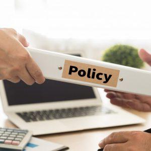 Drug Free Workplace Policy Binder